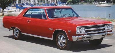 1964 Chevrolet Chevelle & Malibu