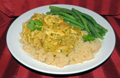Chicken Coconut Curry Recipe