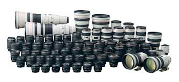The Canon EOS Rebel T3i has compatibility with over 60 lenses in the Canon range.