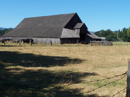 The Rutledge barn