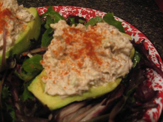 one of my favorite avocado recipes