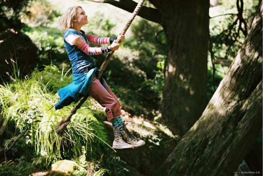 Leslie (AnnaSophia Robb) © Disney/Walden
