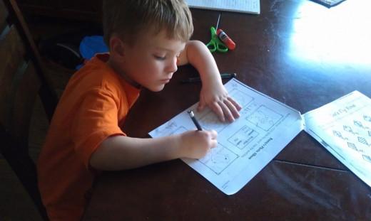 Homework Time!
