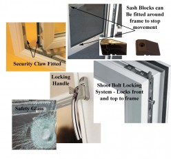 Best security for pvc windows - doors & your home