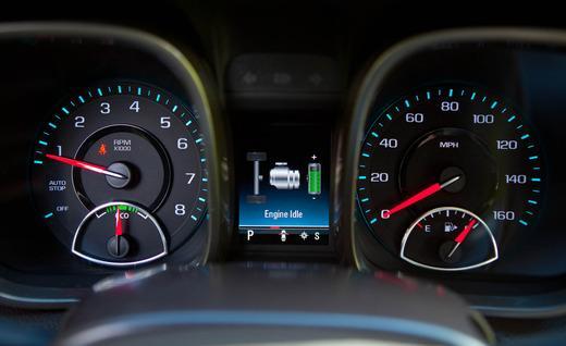 2013 Chevrolet Malibu Eco Instrument Cluster