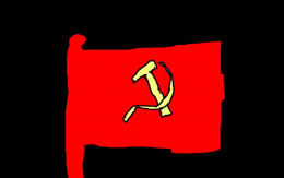 Various forms of Communism were on the rise after the 2nd World War.