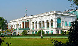 National Library in Calcutta, India
