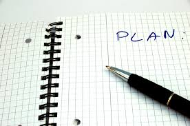 plan first