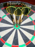 Improve Darts Accuracy with Better Dart Throwing, Aiming Techniques