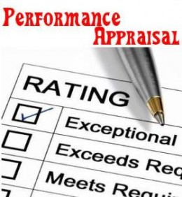 writing performance review comments