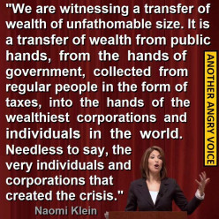 Why Austerity is a Con-trick