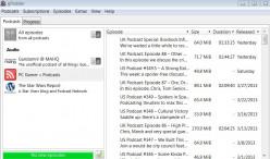 """gPodder: a good """"Podcast"""" subscription manager/ episode downloader for Windows?"""