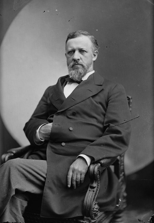 Hon. Thomas Ewing, Jr. Delegate to the Peace Convention held in Wash., D.C. in 1861