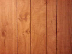 Painting over wood paneling?