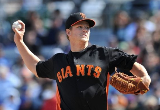 Don't worry about Matt Cain's slow start. Go and get him.