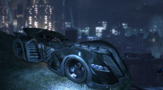 Will we be able to use the Batmobile this time around?
