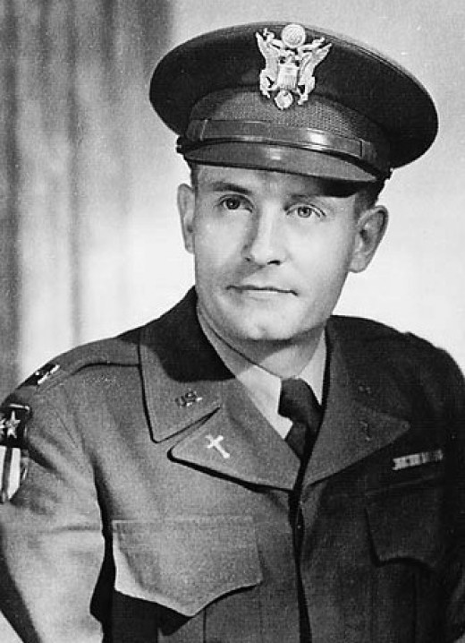 Emil Kapaun, Captain, US Army Chaplain