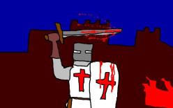 The Crusader.