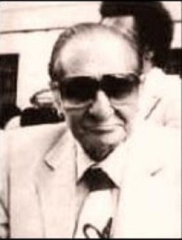 Frank Tieri, Genovese Crime Family Boss. The first person to be sentenced under RICO.