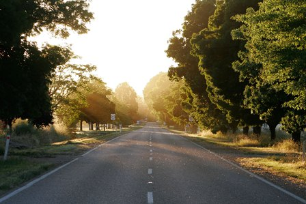 Road safety, long distance driving tips