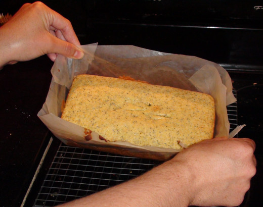 Unbleached parchment paper makes baking so easy! Nothing sticks and your cakes and brownies are perfect every time.