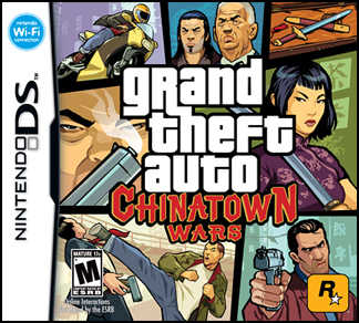 Grand Theft Auto : Chinatown Wars cover