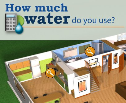 Take the water calculator to find out