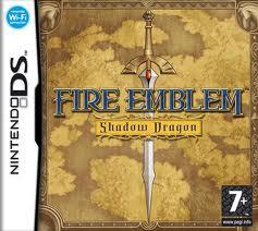 Fire Emblem : Shadow Dragon cover