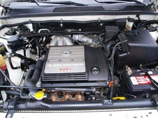 2003 Toyota Highlander 3.0 Liter V-Form 6-Cylinder