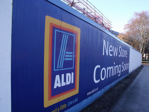 Aldi increases its North American presence.