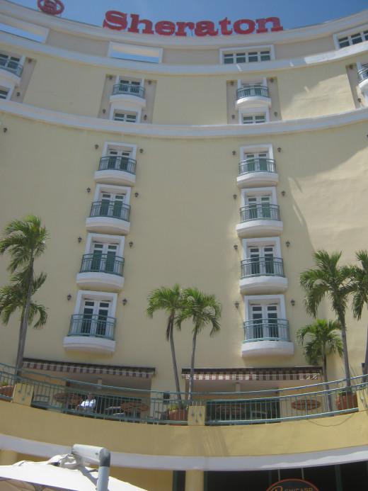 Sheraton Old San Juan Hotel