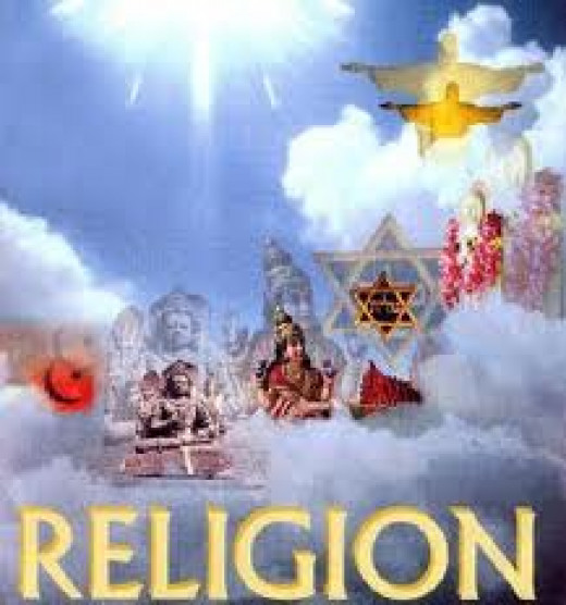 From the beginning of time people have always believed in some sort of religion, this has given the world many religions, today because of the new ways of communication,  perhaps the time has come to look for a single religion for all the world.