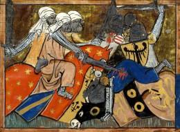 12c Crusade Battle