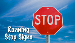 Running Stop Signs