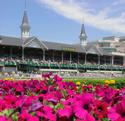 Enjoying Kentucky on Derby Day