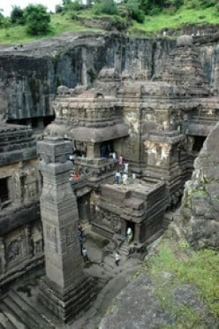 India's Caves - Ellora Caves