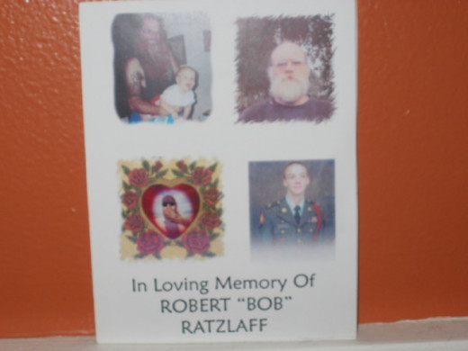 """My son and I attended the memorial service held in Billings, MT, where """"Montana"""" is buried alongside his parents."""