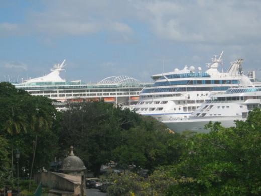 Cruising Puerto Rico