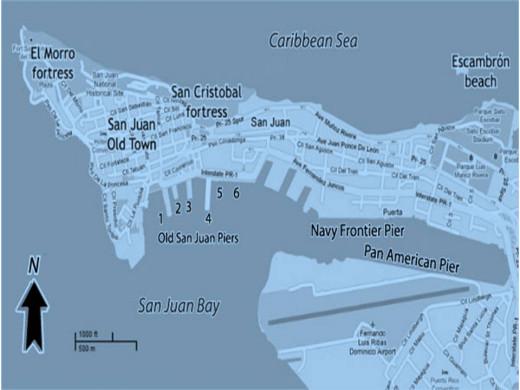 San Juan Ship Dock