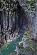 The Isle of Staffa: Fingal's Cave and Puffins