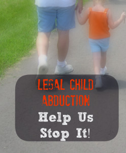 Japanese Child Abduction From Any Country - Completely Legal