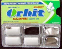 orbit-- complete gum care
