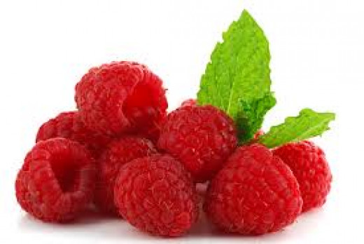 Raspberry ketones occur naturally.