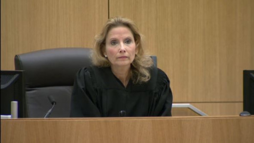 Judge Sherry Stevens