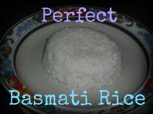 Learn the recipe to cook basmati rice perfectly!