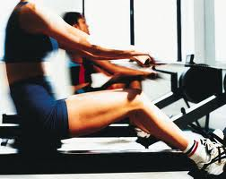 rowing exercises for burning fat