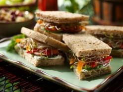 Four Key Ingredients of a Healthy Sandwich