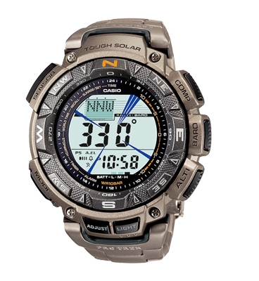 Casio PAG 240T-7CR