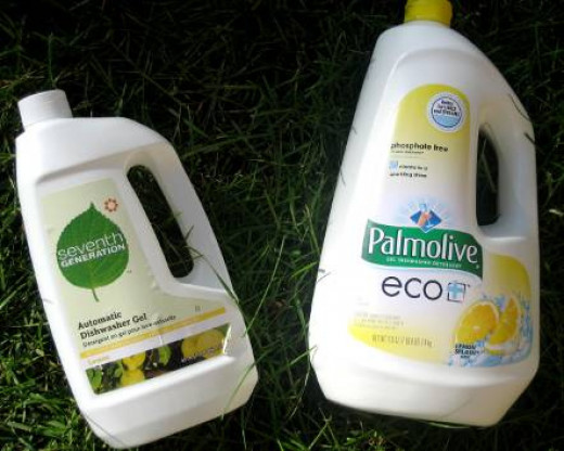 Clean and green detergent