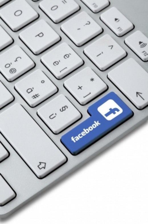 Use social media marketing to add the human element to your business.